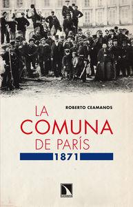 COMUNA DE PARIS,LA: portada