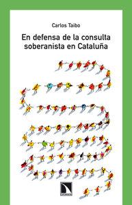 En defensa de la consulta soberanista en Catalu�a: portada