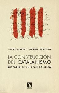 La construcción del catalanismo: portada