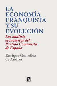 La economía franquista y su evolución: portada