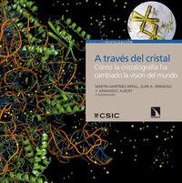 A través del cristal: portada
