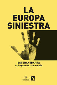 La Europa siniestra: portada