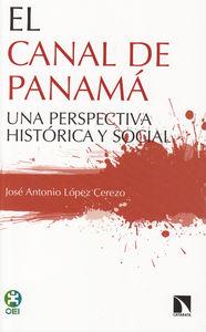 El canal de Panamá: portada