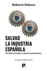 Salvad la industria española: portada