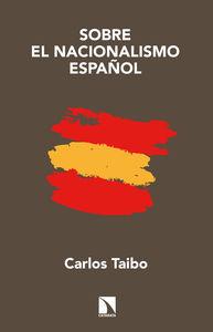 Sobre el nacionalismo español: portada