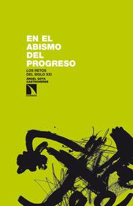 En el abismo del progreso: portada