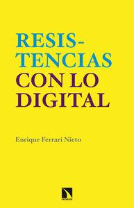 Resistencias con lo digital: portada
