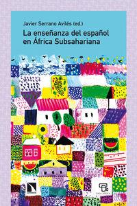 La enseñanza del español en África Subsahariana: portada