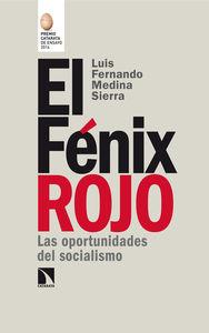 EL FÉNIX ROJO: portada