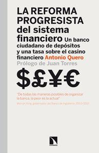 La reforma progresista del sistema financiero: portada