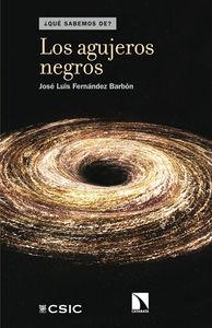 Los agujeros negros: portada
