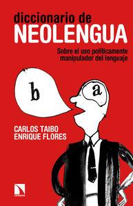 Diccionario de neolengua: portada