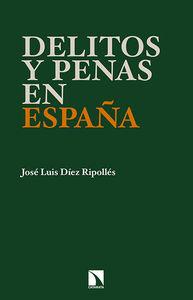 DELITOS Y PENAS EN ESPAÑA: portada