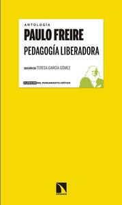 Pedagogía liberadora: portada