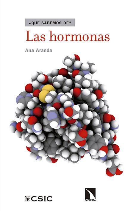 HORMONAS,LAS: portada