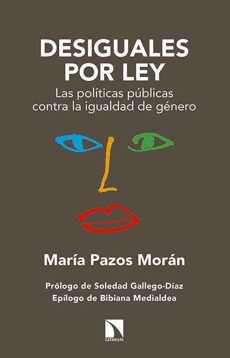 DESIGUALES POR LEY -NE: portada