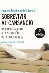 SOBREVIVIR AL CANSANCIO 3ªED: portada