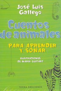 CUENTOS DE ANIMALES PARA APRENDER Y SOñAR: portada