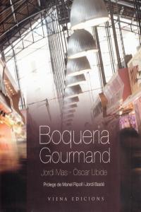 BOQUERIA GOURMAND: portada