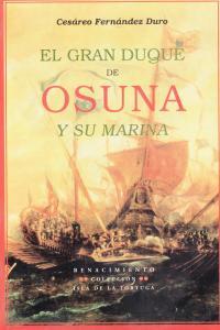 GRAN DUQUE DE OSUNA Y SU MARINA: portada