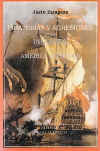 PIRATERIAS Y AGRESIONES DE LOS: portada