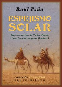 Espejismo solar: portada