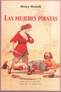 MUJERES PIRATAS. PROLOGO DE: portada