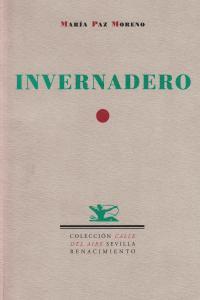 INVERNADERO (POESIA): portada
