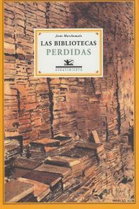 BIBLIOTECAS PERDIDAS,LAS: portada