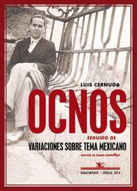 OCNOS: portada
