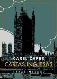 Cartas inglesas: portada