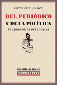 DEL PERIODICO Y DE LA POLITICA: portada