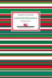 JUEGOS DE INTELIGENCIA: portada