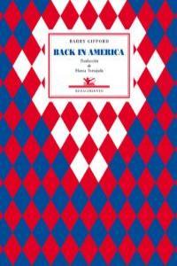 Back in America: portada