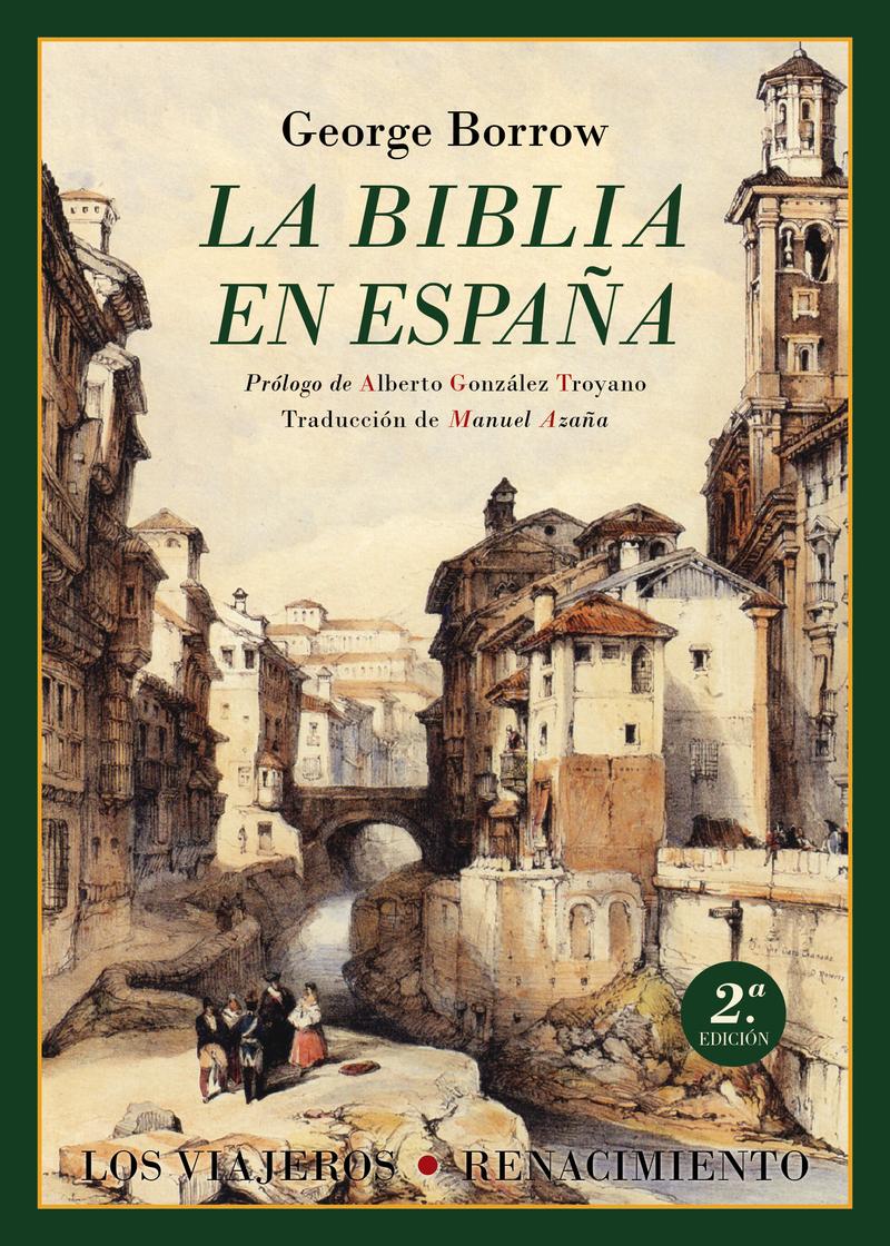 LA BIBLIA EN ESPAÑA: portada