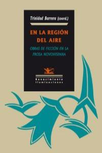En la región del aire. Obras de ficción en la prosa novohisp: portada