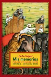 Mis memorias: portada
