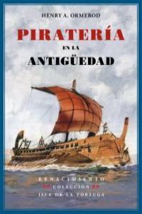 Piratería en la antigüedad: portada