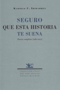 SEGURO QUE ESTA HISTORIA TE SUENA 2�ED: portada