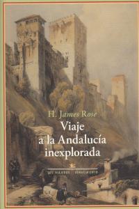Viaje a la Andalucía inexplorada: portada