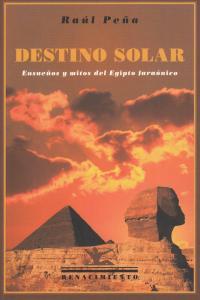 Destino solar: portada