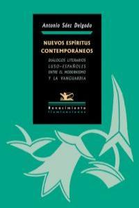 Nuevos esp�ritus contempor�neos: portada