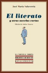 El literato y otras novelas cortas: portada