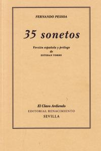 35 SONETOS: portada