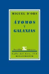 Átomos y galaxias: portada