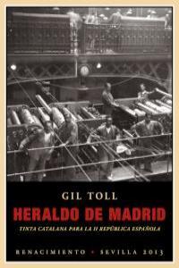 Heraldo de Madrid: portada