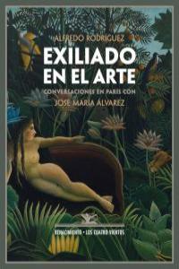 Exiliado en el arte: portada