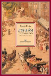 España contemporánea: portada