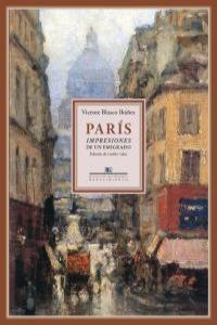 París: impresiones de un emigrado: portada