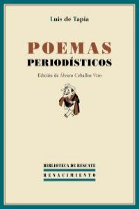 Poemas period�sticos: portada